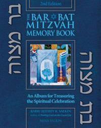 The Bar/bat Mitzvah Memory Book