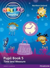 Heinemann Active Maths NI KS1 Beyond Number Pupil Book 8 Class Set