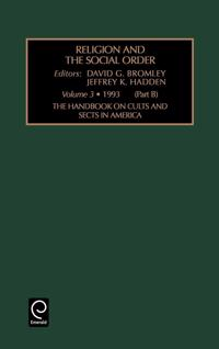 Religion & Social Order Vol3 1993 B