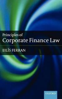 Principles of Corporate Finanace Law