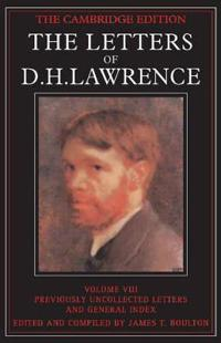 The The Letters of D.H. Lawrence