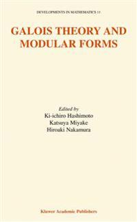Galois Theory and Modular Forms