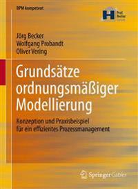 Grundsatze Ordnungsmassiger Modellierung