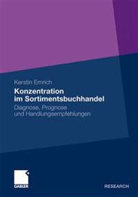 Konzentration Im Sortimentsbuchhandel