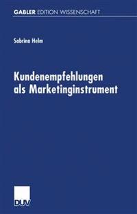 Kundenempfehlungen Als Marketinginstrument