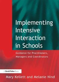 Implementing Intensive Interaction in Schools
