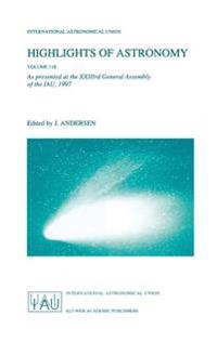 Highlights of Astronomy Volume 11B