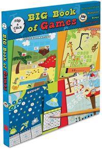 Flip & Click Big Book of Games: 100 Games