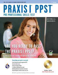 Praxis I PPST (Pre-Professional Skills Test): Testware Edition [With CDROM]