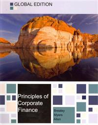 SW: Principles of Corporate Finance - Global Edition with Connect Plus and Learnsmart 360 Days Card