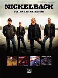 Nickelback - Guitar Anthology