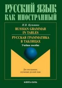 Russian Grammar in Tables / Russkaja grammatika v tablitsakh