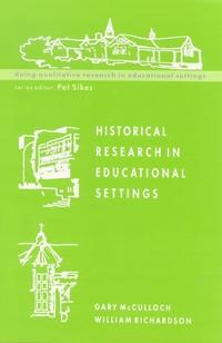 Historical Research in Educational Settings