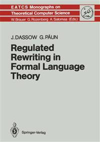 Regulated Rewriting in Formal Language Theory