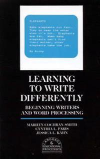 Learning to Write Differently