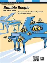 Bumble Boogie: Arrangement for Two Pianos/Eight Hands