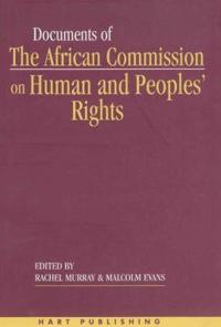 Documents of the African Commission on Human and Peoples' Rights