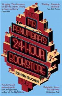 Mr penumbras 24-hour bookstore