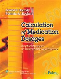 Calculation of Medication Dosages