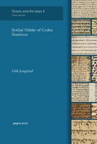 Scribal Habits of Codex Sinaiticus