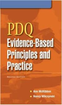 PDQ Evidence-Based Principles and Practice