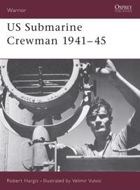 Us Submarine Crewman 1941-1945