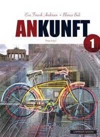 Ankunft 1 - Eva Finsvik Andersen, Blanca Bali   Inprintwriters.org