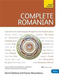 Teach Yourself Complete Romanian