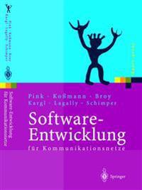 Software-Entwicklung F�r Kommunikationsnetze
