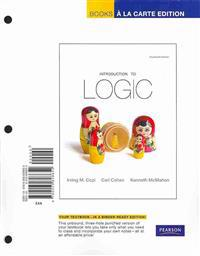 Introduction to Logic [With Access Code]