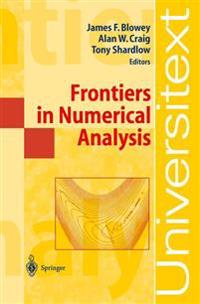 Frontiers in Numerical Analysis