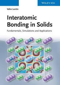 Interatomic Bonding in Solids
