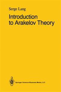 Introduction to Arakelov Theory