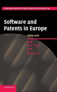 Software and Patents in Europe