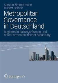 Metropolitan Governance in Deutschland