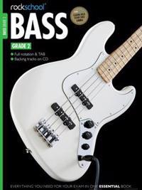 Rockschool Bass Grade 2 (2012-2018)