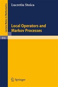 Local Operators and Markov Processes