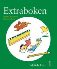 Matteboken Extraboken 1 ny upplaga