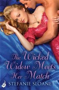 Wicked Widow Meets Her Match: Regency Rogues Book 6