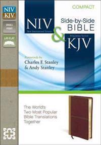 Side-By-Side Bible-PR-NIV/KJV-Compact