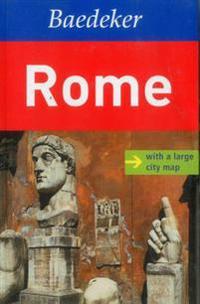 Baedeker Guide Rome
