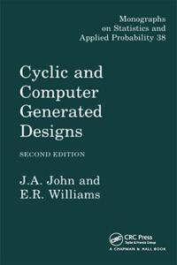 Cyclic and Computer Generated Designs