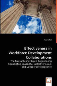 Effectiveness in Workforce Development Collaborations