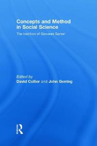 Concepts & Methods in Social Science
