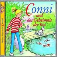 Conni und das Geheimnis der Kio. CD