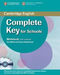 Complete Key for Schools Workbook With Answers