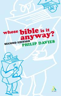 Whose Bible Is It Anyway?