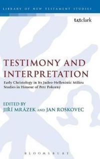 Testimony and Interpretation