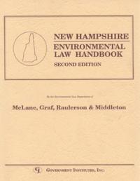 New Hampshire Environmental Law Handbook