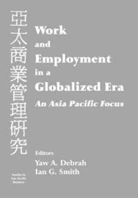 Work and Employment in a Globalized Era